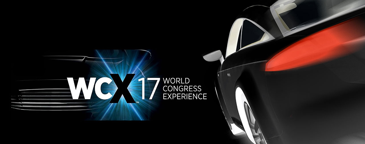 Sae World Congress >> Visit Us At The Sae World Congress Experience Wcx 17 In