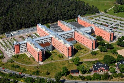 Image result for ångström laboratory uppsala